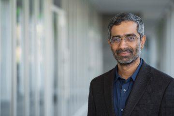 Photo of Sauder School of Business Professor Harish Krishnan